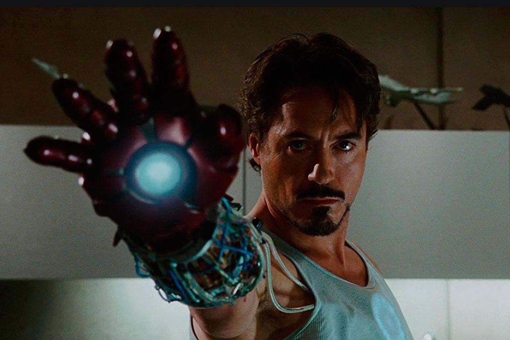 Homem de Ferro (2008)