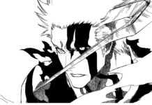 Ichigo Bleach mangá 675