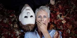 Jamie Lee Curtis em Halloween (2018)