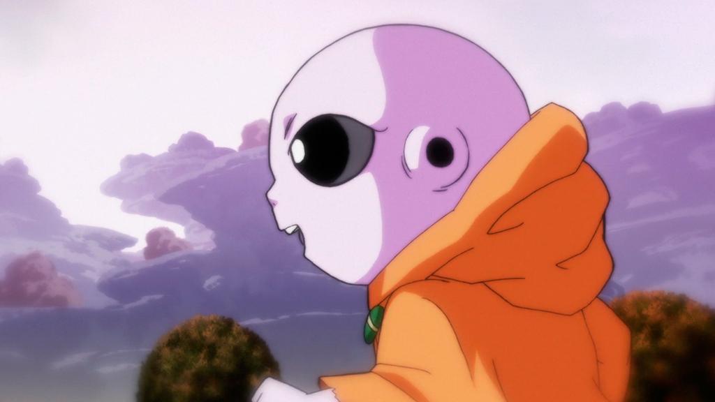 Jiren criança Dragon Ball Super ep. 127
