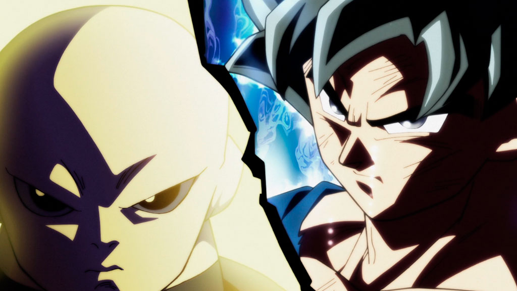 Jiren, Goku Migatte no Goku'i Dragon Ball Super ep. 128