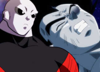Jiren e Vegeta Dragon Ball Super Torneio do Poder episódio 128