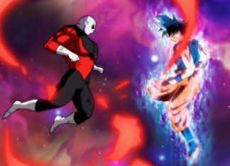 Jiren vs Goku prévia episódio 129 Dragon Ball Super