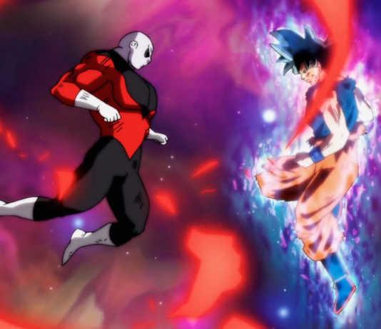 Jiren vs Goku prévia episódio 129 Dragon Ball Super