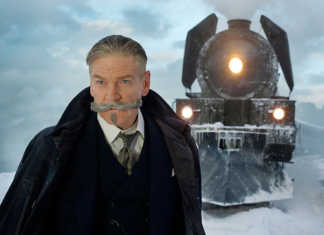 Hercule Poirot (Kenneth Branagh) Assassinato no Expresso do Oriente