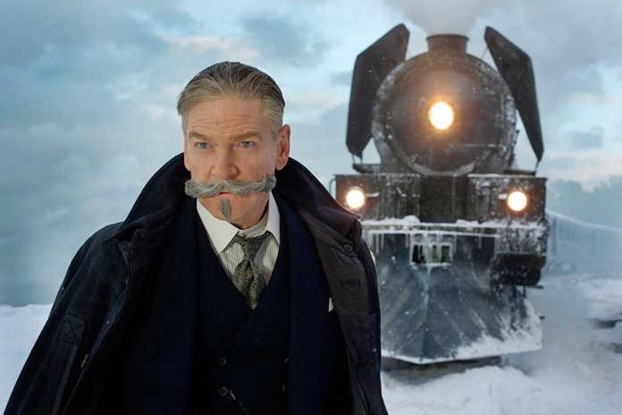 Hercule Poirot (Kenneth Branagh) Assassinato no Expresso do Oriente