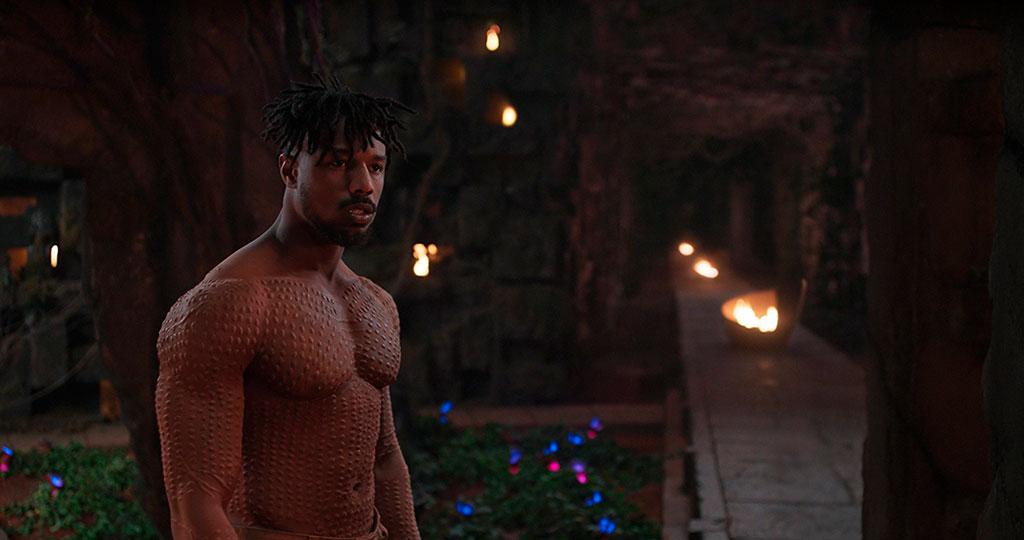 Killmonger - Pantera Negra (2018)