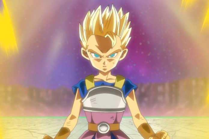 Kyabe super saiyajin ep. 37 Dragon Ball Super