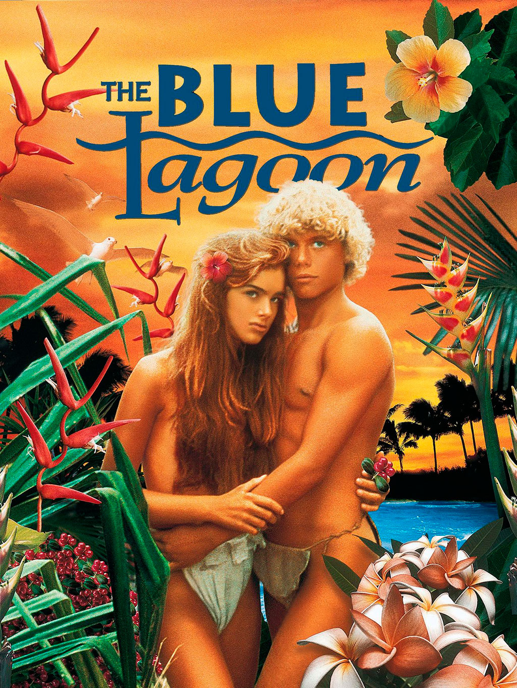 Poster Lagoa Azul