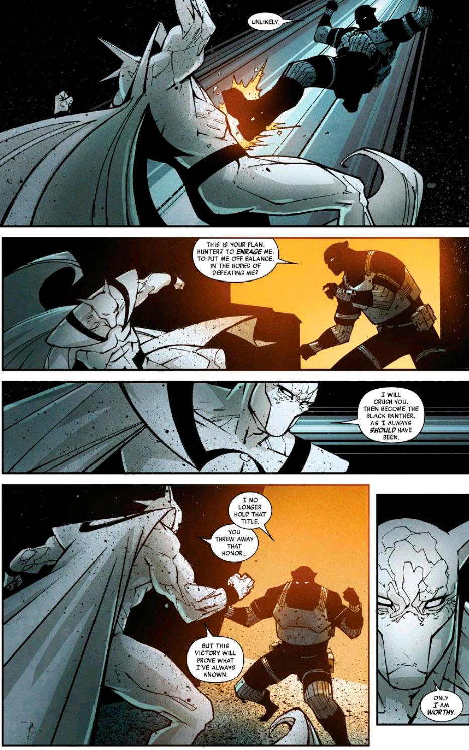 Lobo Branco x Pantera Negra