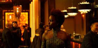 Lupita Nyong'o (Nakia) Pantera Negra