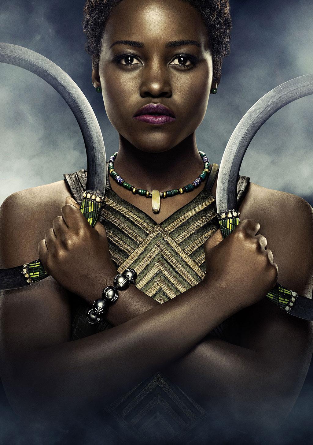Lupita Nyong'o - Nakia Pantera Negra