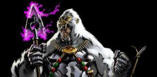 Man-Ape (M'Baku) Pantera Negra