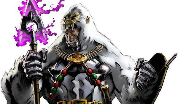 Man-Ape poderes