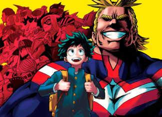 Mangá de Boku no Hero Academia já teve 13 milhões de cópias vendidas