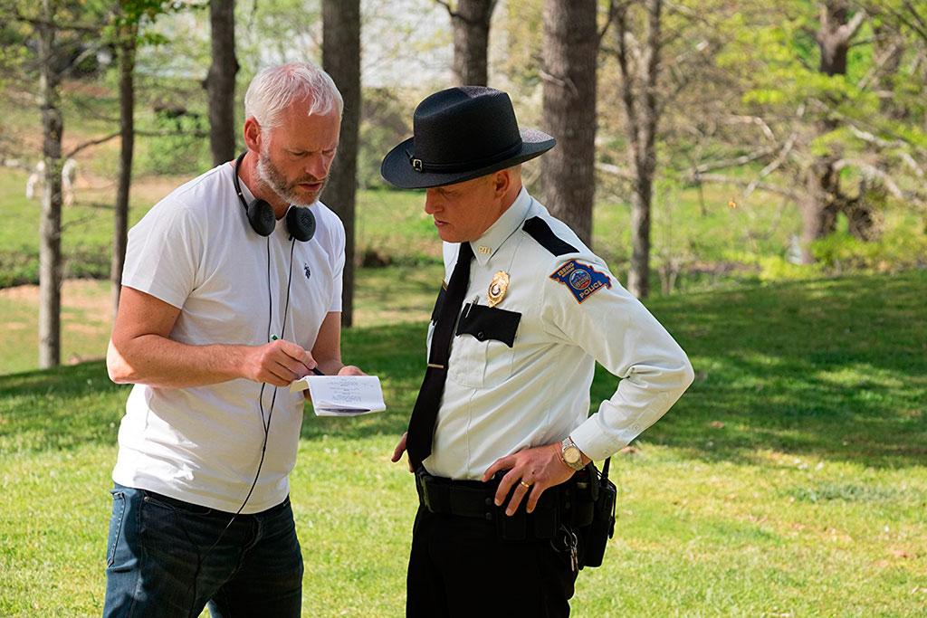Martin McDonagh roteiro e direção Três Anúncios Para um Crime