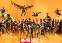 Marvel Studios 10 anos