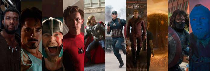 Melhores filmes Marvel Studios