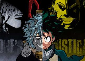 Midoriya My Hero Academia: One's Justice