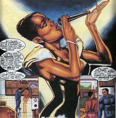 Mônica Lynne Pantera Negra