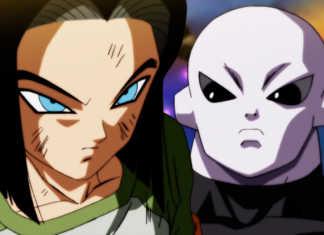 Androide 17 e Jiren Torneio do Poder episódio 127