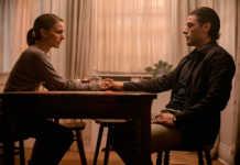 Natalie Portman e Oscar Isaac em Aniquilação (2018)
