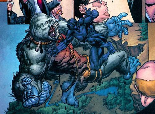 Pantera Negra derrota Man-Ape