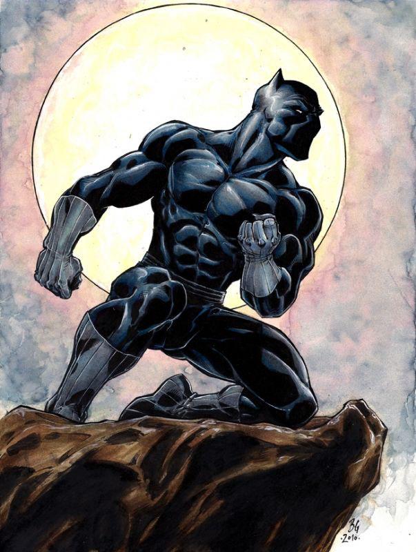 Pantera Negra fanart