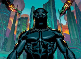 História de T'Challa, o Pantera Negra