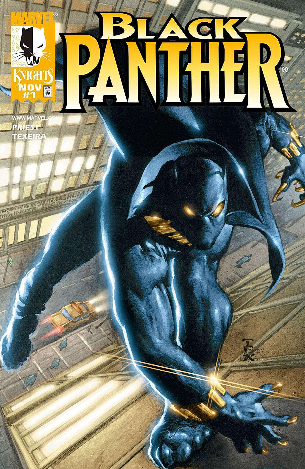 Pantera Negra Vol 3 #1