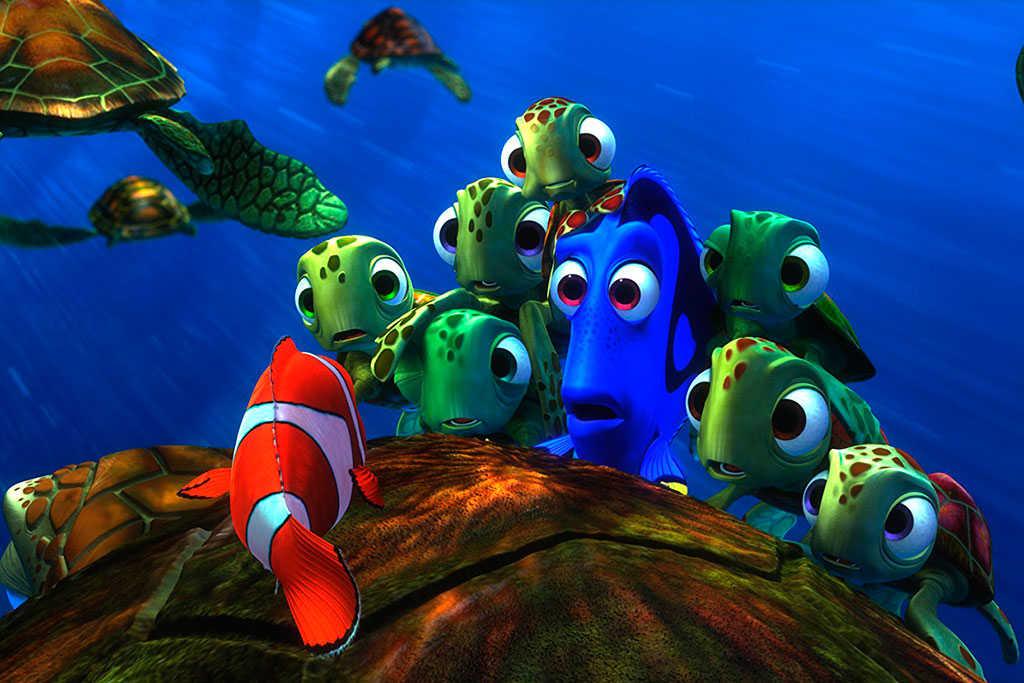 Procurando Nemo (2003)