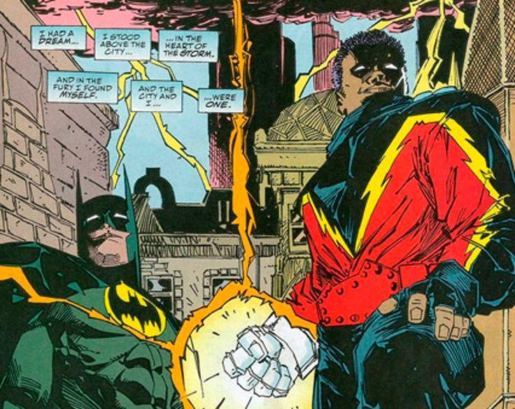 Batman e Raio Negro