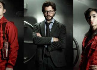 Ranking melhores personagens de La Casa de Papel