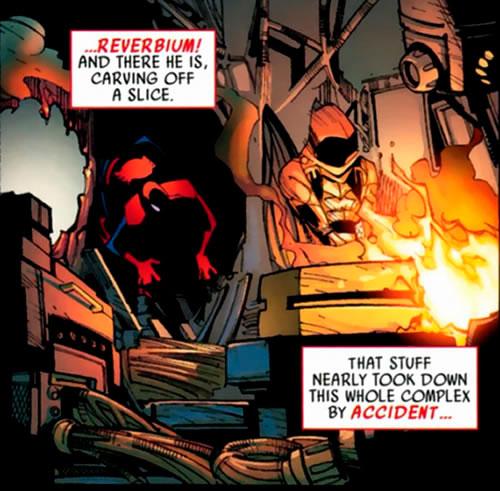 Reverbium Amazing Spider-Man #650