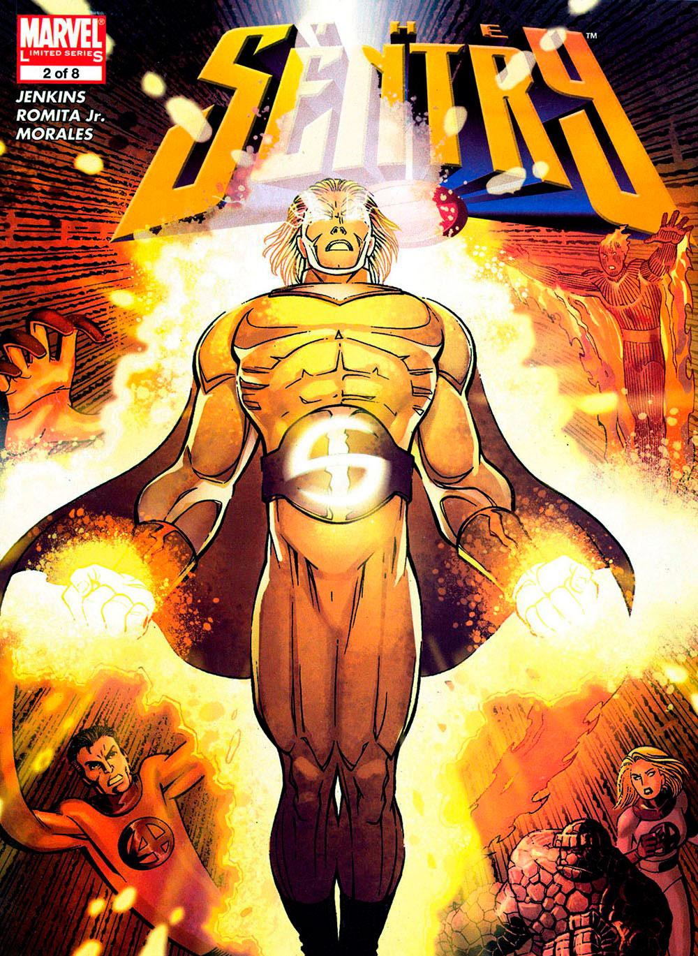 Sentinela Marvel Comics