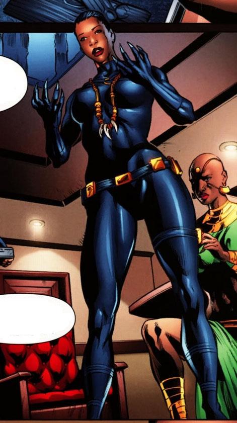 Shuri, a Pantera Negra 2