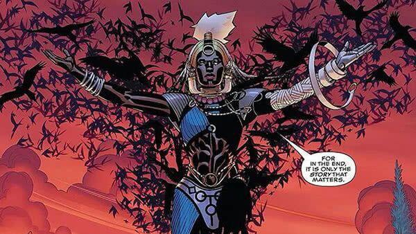 Shuri novos poderes Djalia