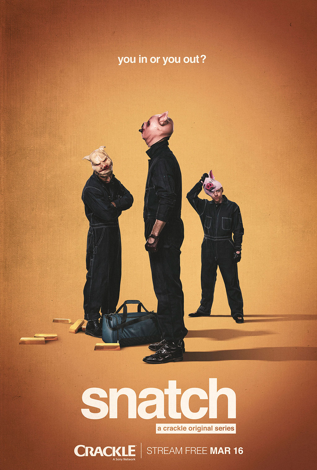 Poster Snatch (2017)