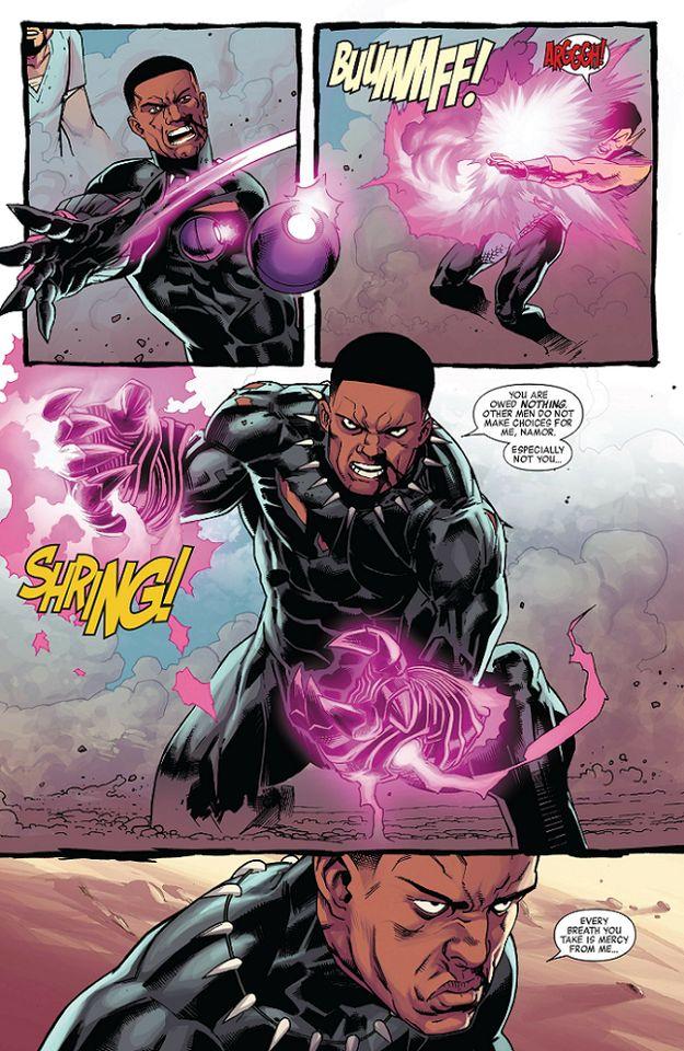 T'Challa, o protetor de Wakanda