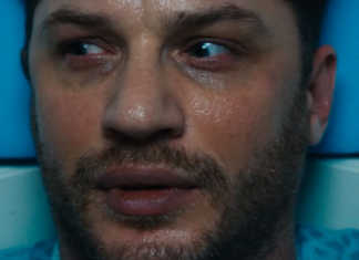 Eddie Brock (Tom Hardy) Venom 2018