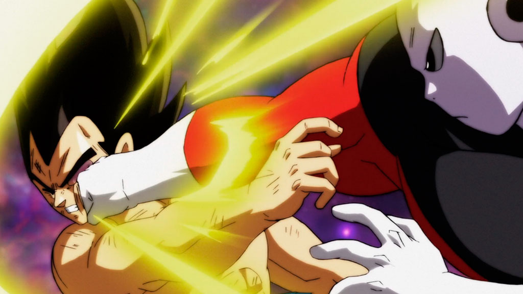 Vegeta vs Jiren Torneio do Poder ep. 128