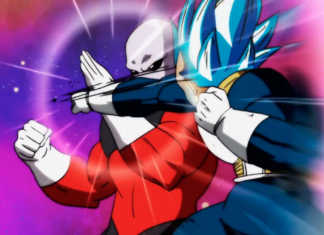 Vegeta vs Jiren Torneio do Poder episódio 126