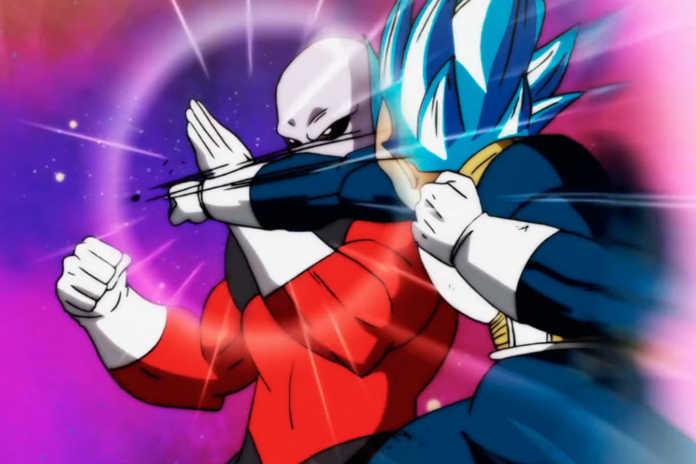 Vegeta vs Jiren Torneio do Poder episódio 126