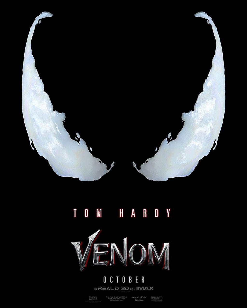 Poster Venom 2018