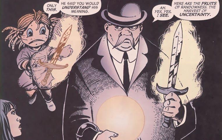 A Presença DC Comics