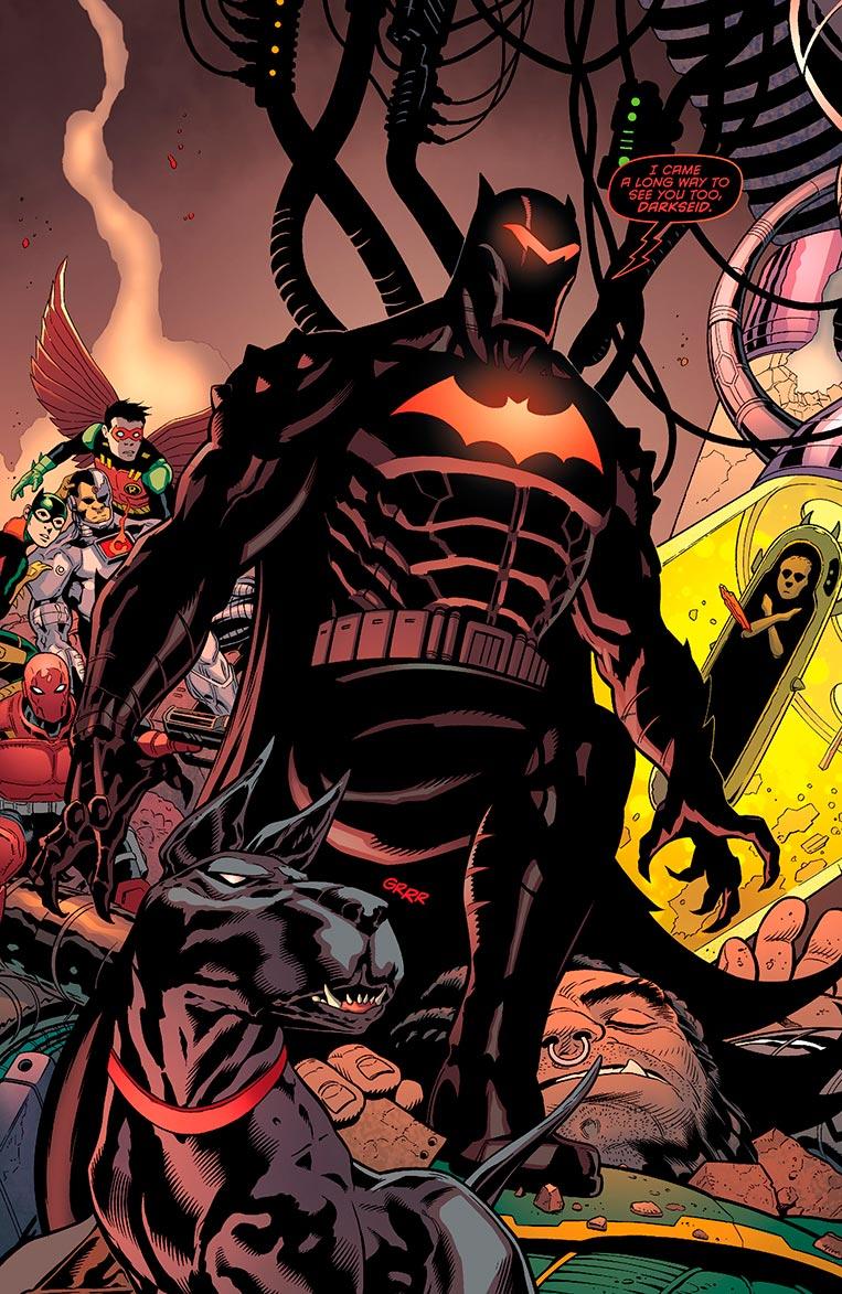 Batman (com preparo) DC Comics