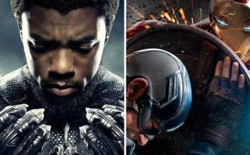 Pantera Negra ultrapassa Capitão América: Guerra Civil na bilheteria mundial