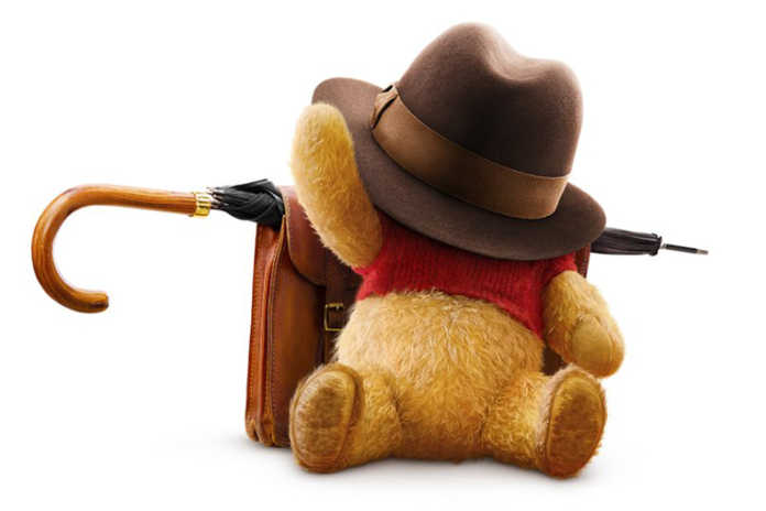 Ursinho Pooh - Christopher Robin