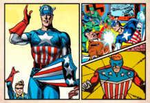 Curiosidades sobre o Capitão América