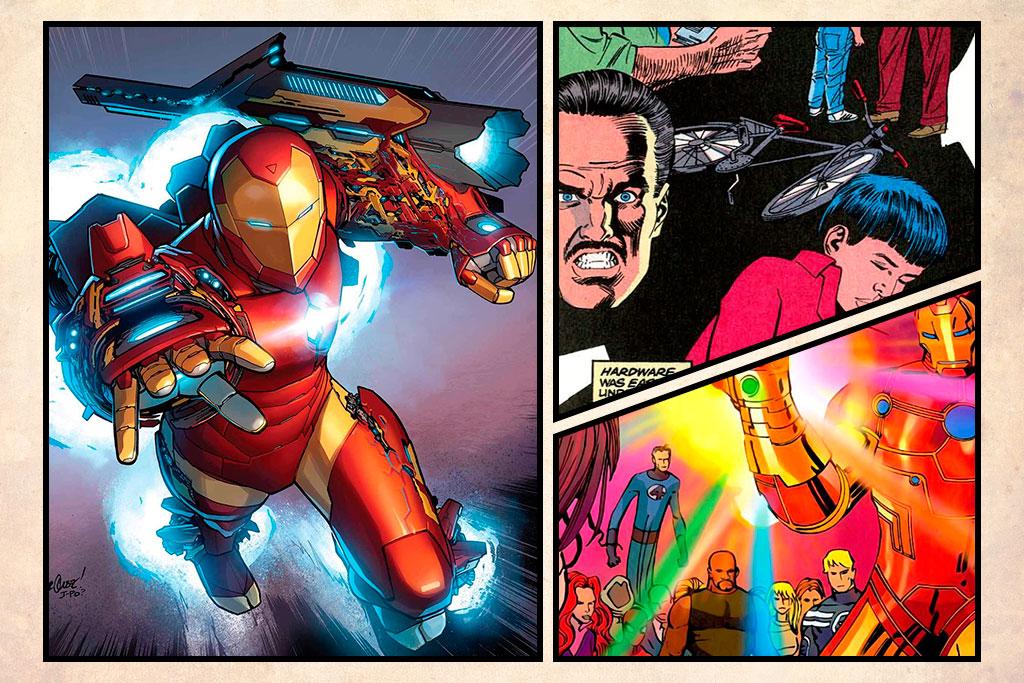 abd40ed51df 27 super curiosidades sobre o Homem de Ferro do Universo Marvel ...